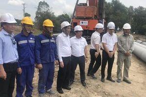 Bộ GTVT 'kề vai sát cánh' với chủ đầu tư cao tốc Trung Lương – Mỹ Thuận