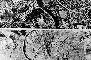 Những bức ảnh so sánh cho thấy 'bộ mặt' đáng sợ của chiến tranh