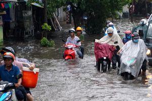 TPHCM cần xem lại trách nhiệm quản lý Nhà nước về công tác chống ngập