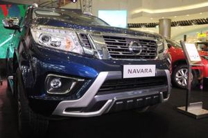 Hơn 600 xe bán tải Nissan Navara bị triệu do lỗi ổ khóa