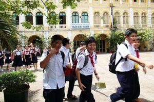 Đề thi và đáp án vào lớp 6 Trường chuyên Trần Đại Nghĩa TP.HCM