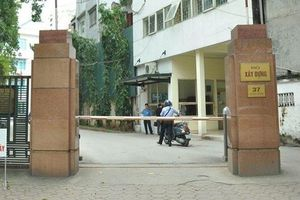 Bộ Xây dựng: Sẽ xử lý nghiêm, không bao che vụ thanh tra 'vòi tiền' ở Vĩnh Phúc