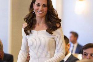 Bị chê 'lép vế' tình địch, Công nương Kate bất ngờ gây sốc với nhan sắc đẹp như nữ thần