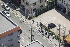 Nhật Bản: Lại xảy ra tai nạn ô tô lao vào nhóm trẻ mẫu giáo