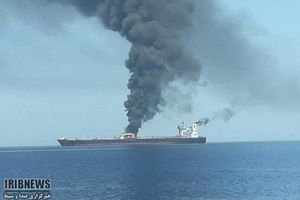 Tàu chở dầu liên tiếp bị tấn công tại eo Hormuz, Iran đối diện 'đòn hội đồng'