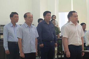 Y án Vũ 'nhôm' và 2 cựu thứ trưởng công an