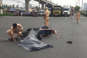 Liên tục xảy ra tai nạn chết người trên xa lộ Hà Nội
