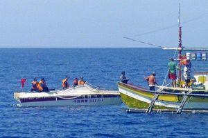 Tàu TQ 'nổ súng' trong vụ đâm chìm tàu cá Philippines ở Biển Đông