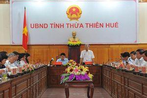 Hà Nội – Thừa Thiên Huế tăng cường hợp tác, hỗ trợ lẫn nhau cùng phát triển