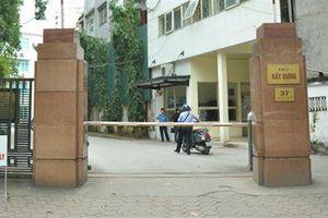 Thông tin về trưởng đoàn thanh tra bị giữ lại Vĩnh Phúc