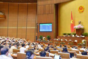 Quốc hội thảo luận Dự án Luật Chứng khoán (sửa đổi)