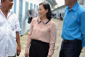 ĐỒNG THÁP: Ra mắt hội quán 'Nhà trọ công nhân'