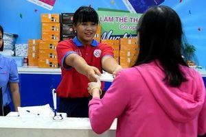 Gần 700 học sinh TP HCM trải nghiệm 'một ngày làm nhân viên siêu thị'