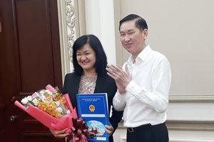 Bổ nhiệm thêm một Phó Giám đốc Sở Tài chính TPHCM