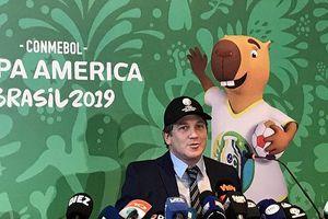 Copa America: Australia, Qatar là khách mời của phiên bản thay đổi 2020