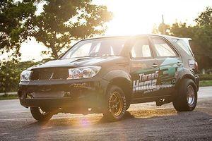Toyota Fortuner đời đầu độ 'quái thú' hơn 800 mã lực