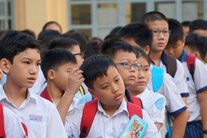 Công bố điểm khảo sát vào lớp 6 Trường Chuyên Trần Đại Nghĩa