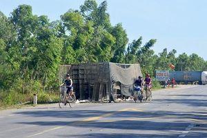 Quảng Bình: Không có việc người dân 'hôi vịt' của lái xe