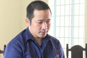 Kẻ phi tang ma túy vào ca nước khiến thiếu úy cảnh sát tử vong lĩnh 5 năm tù