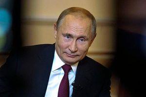 Tổng thống Putin sa thải hai tướng lĩnh cảnh sát cấp cao