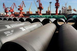 Trung Quốc thông báo tăng thuế đối với mặt hàng ống thép hợp kim của Mỹ và EU