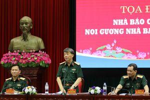 Tọa đàm 'Nhà báo chiến sỹ noi gương nhà báo Hồ Chí Minh'