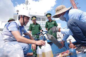 Nâng cao hiệu quả công tác chống buôn lậu trên biển