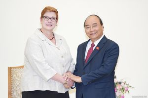 Tăng cường hợp tác với Úc, Hàn Quốc