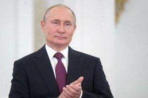 Tổng thống Nga Putin sa thải 2 tướng cảnh sát vì vụ nhà báo chống tham nhũng