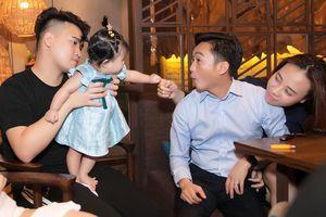 Đàm Thu Trang chính thức lên tiếng về tin đồn mang thai với Cường Đô la