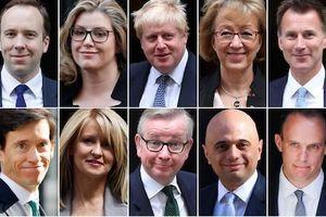 Đảng Bảo thủ Anh bầu lãnh đạo mới: Ứng viên Boris Johnson tạm dẫn đầu