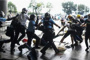 Hong Kong bác tin người biểu tình thiệt mạng