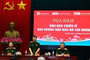 Báo chí quân đội không bị ảnh hưởng mặt trái kinh tế thị trường