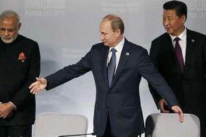 Ba nhà lãnh đạo Nga – Trung - Ấn sắp gặp mặt, bàn cách đối phó với Mỹ?
