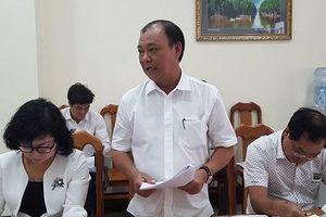 Đã họp hội đồng kỷ luật ông Lê Tấn Hùng, vì sao chưa thể công bố kết quả?
