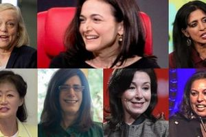 7 nữ tỷ phú tự thân giàu nhất làng công nghệ Mỹ