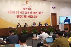 Luật Phòng, chống tác hại rượu bia vẫn 'nóng' họp báo Quốc hội