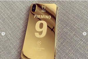 Vô địch Champions League: Cầu thủ Liverpool được tặng iPhone X mạ vàng