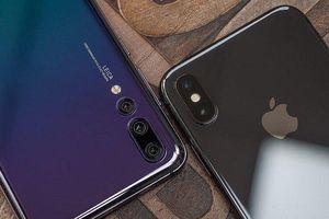 Apple đánh rơi thị phần vào tay Huawei và Xiaomi