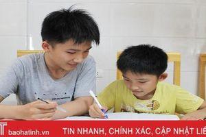 Học sinh trường làng đạt điểm 10 duy nhất kỳ thi lớp 10 THPT Chuyên Hà Tĩnh