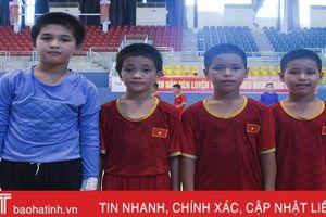 Giải bóng đá TN-NĐ toàn tỉnh 2019: Hai cặp song sinh ghi bàn cho một đội
