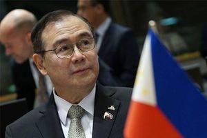 Philippines gửi công hàm phản đối Trung Quốc sau vụ chìm tàu trên Biển Đông