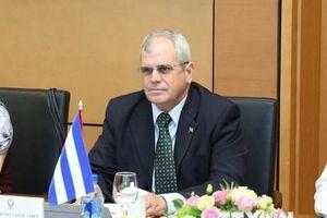 Cuba học hỏi kinh nghiệm cải cách tư pháp của Việt Nam