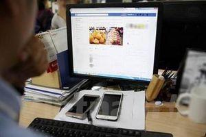 Tổng cục Thuế: 'Kinh doanh online không phải vô hình trên mạng'