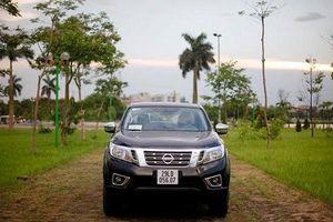 Lỗi ổ khóa, Nissan Việt Nam triệu hồi hơn 600 xe bán tải Navara
