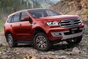 Ford Everest lập kỷ lục bán hàng, 734 chiếc trong tháng 5 vừa qua
