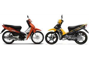 Mua xe số giá rẻ, chọn Yamaha Sirius hay Honda Wave Alpha?