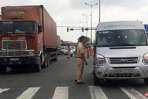 Lại xảy ra tai nạn chết người trên Xa lộ Hà Nội