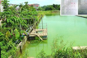 'Lấy nước ô nhiễm làm nước sạch bán cho dân': Sở TN&MT Nghệ An có tiếp tay?