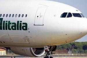 Chính phủ Italia vội vàng giải cứu hãng hàng không Alitalia